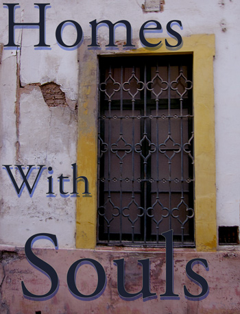 Homes With Souls Logo for Santa Barbara Home Designer Jeff Doubet California