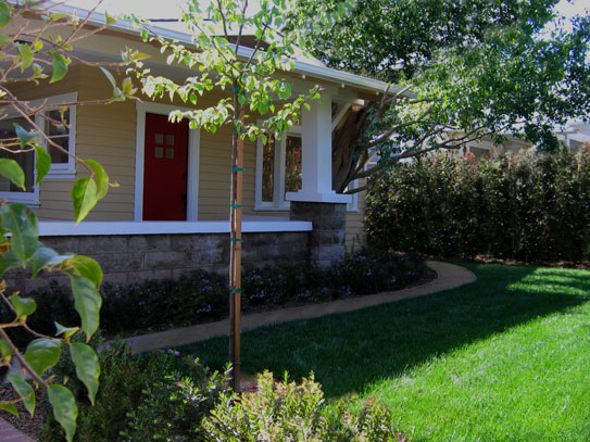 Fixing up Santa Barbara style cottages