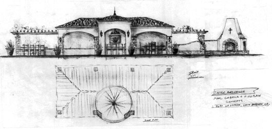 Spanish-style-homes-and-plans-Santa-Barbara