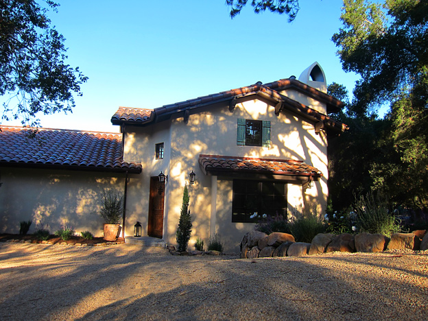 tuscan style home designs and landscapes photos design ideas in santa barbara and montecito - Ca Home Design