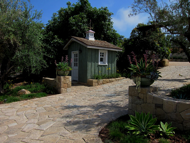 Best custom shed photos in California