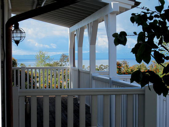 ocean view cottages and properties in Santa Barbara photos