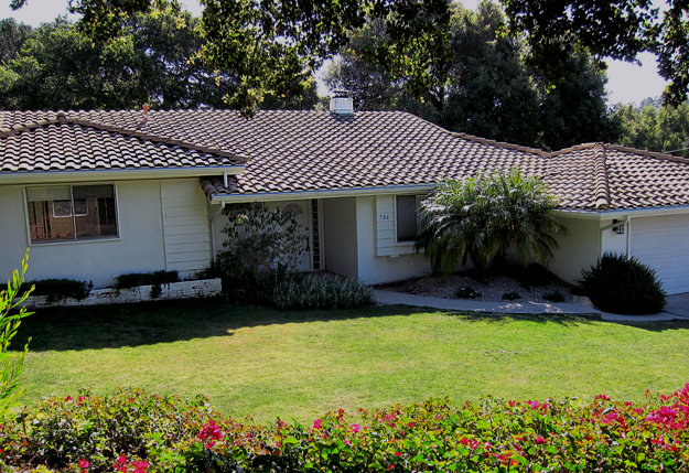 Montecito real estate fixers small spanish homes