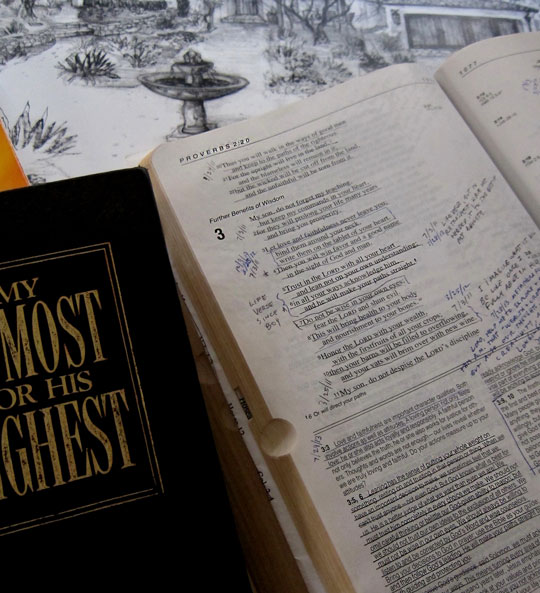 Most popular Bible and most popular devotional book in English