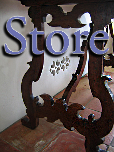 Furniture home goods spanish style home design store