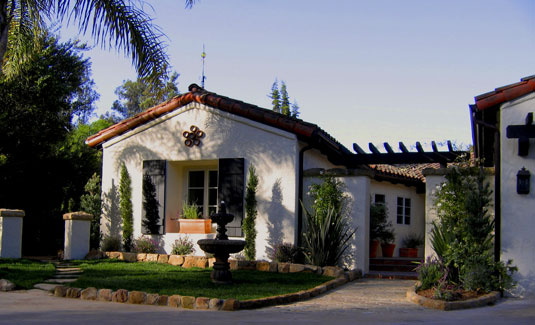 Santa barbara style home design and consulting services for Home design consultant