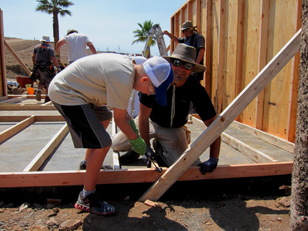 Father and Son Mission Trip programs in California