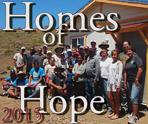 Homes of Hope Team Logo June 2015 photo