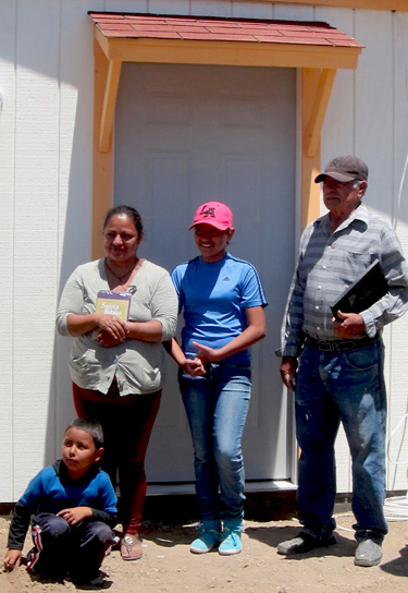 Mission outreach to Mexico by Santa Barbara and Ventura Churches