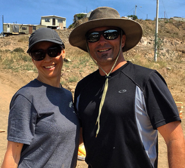 husband and wife philanthropy and donating time and money opportunities in Ventura, Montecito and Santa Barbara CA