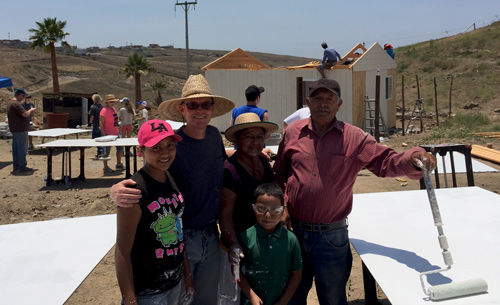 philanthropic projects donating time or money for good causes in Montecito and Santa Barbara California
