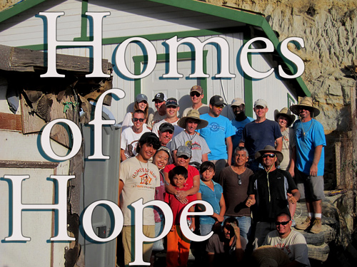 Homes of Hope Mexico Team 2014