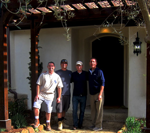 Philanthropic General Contractors, Real Estate Investors and Home Designer in Santa Barbara and Montecito California