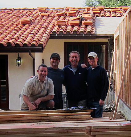 Santa Barbara General Contractors and Home Designers philanthropic projects