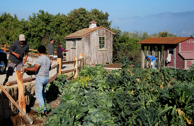 best potting shed designs and garden designers photos santa barbara california