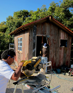 high quality garden shed contractors in santa barbara and montecito shed photos