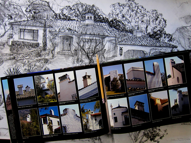 Best books for designing Santa Barbara style architecture book reviews