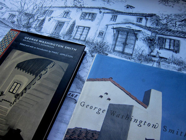 Santa Barbara and Montecito Designers and Architects desiging local George Washington Smith style homes and designer books available on Amazon