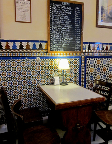 Classic Spanish tile in Spain photos and images