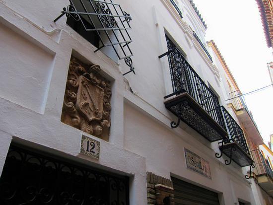 Streets of Spain comparison with Santa Barbara Spanish style architecture photos and imagese