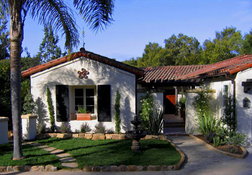 Santa Barbara Home Designer Before + After Overview Page