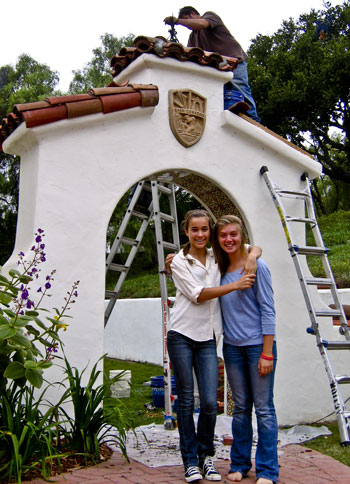 Designing custom Spanish style homes in Santa Barbara California