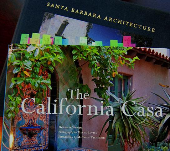 Site Map for Santa Barbara Home Designer Website