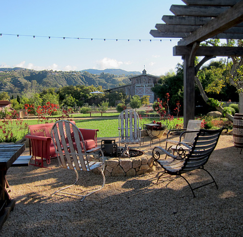 Farm designs, photos, sketches, designers in Santa Barbara California