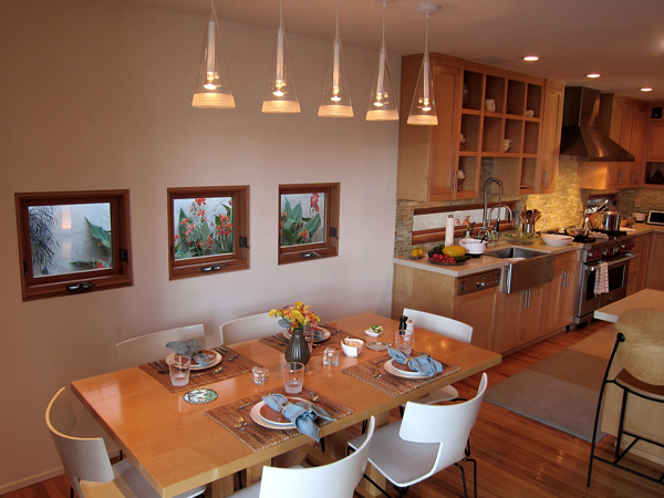 Modern Cottage Kitchen Design santa barbara modern cottage design, landscapes, interior design