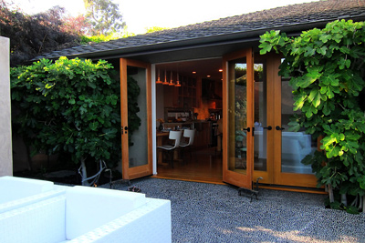 Modern Patios and Cottage photo