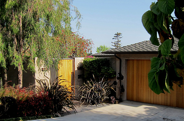 Santa Barbara Modern Cottage Design Landscapes Interior