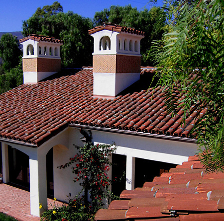 Special Santa Barbara spanish style homes photos