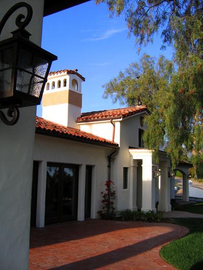 Spanish style homes in santa barbara california designers for Tiny house santa barbara